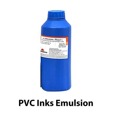 Water Based ink Emulsion