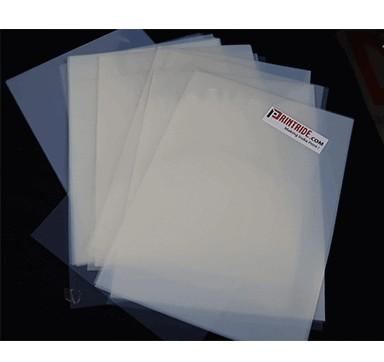 Inkjet Clear Film Screen Printing