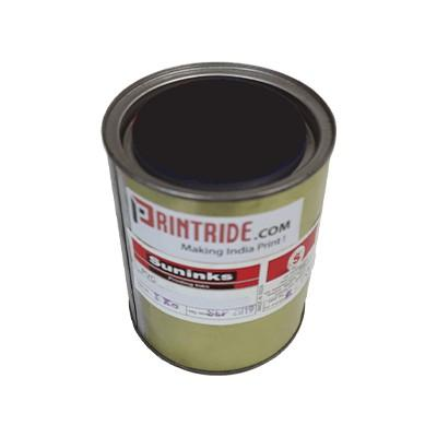 PVC screen printing ink