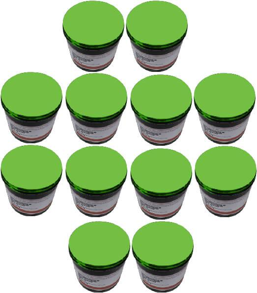 Lime Green Pack Of 12